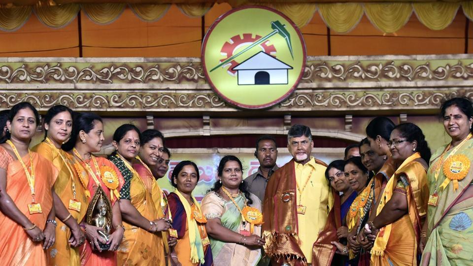TDP,Telugu Desam Party,Bharatiya Janata Party