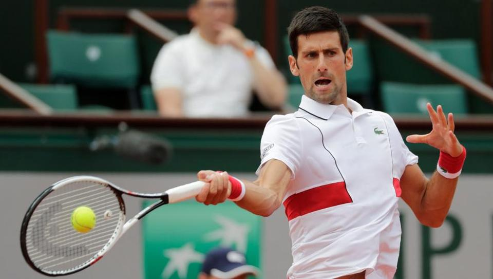 Novak Djokovic,French Open,Tennis