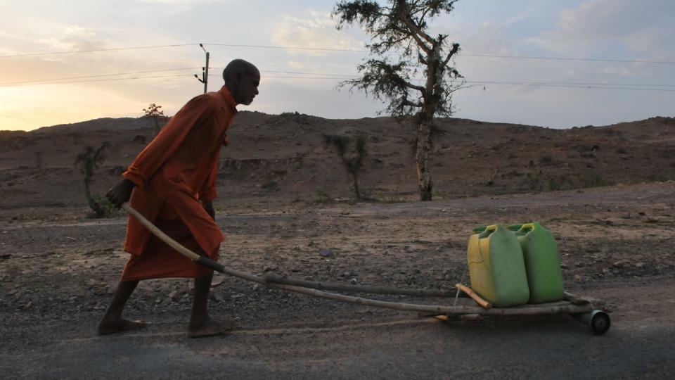 water scarcity,Umaria,Madhya Pradesh