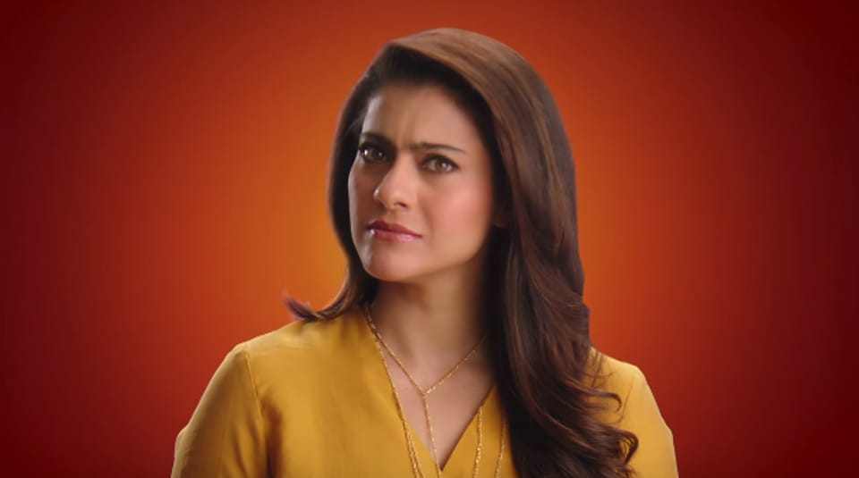 Incredibles 2,Kajol,Kajol Incredibles
