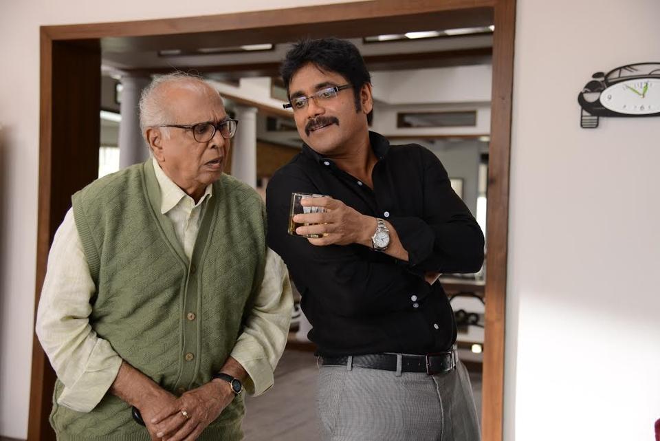 Nagarjuna,ANR biopic,Nageswara Rao biopic