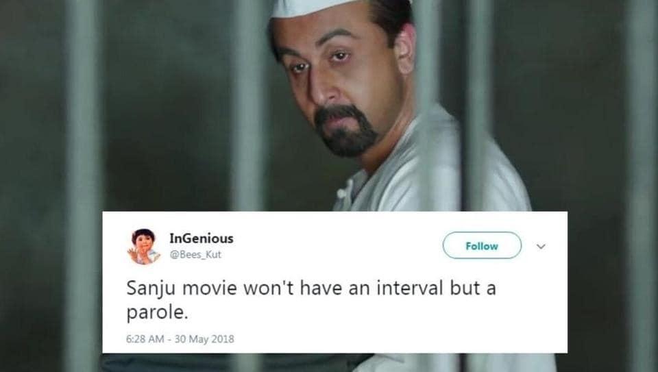 Sanju,Ranbir Kapoor,Sanju Trailer