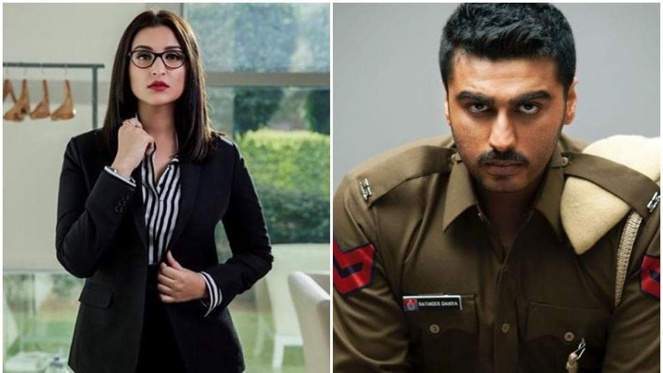 Sandeep Aur Pinky Faraar stars Parineeti Chopra and Arjun Kapoor in the lead.