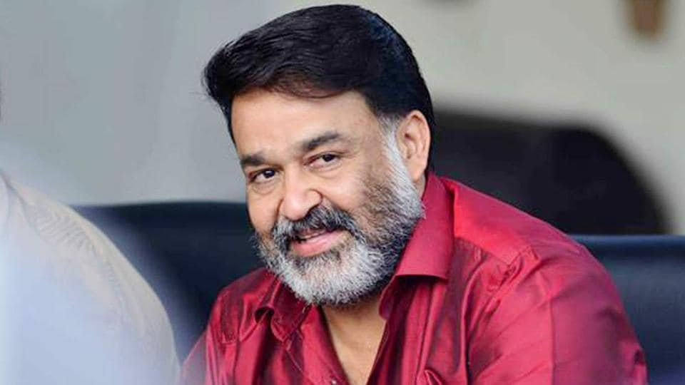 Mohanlal takes the fitness challenge, wows his fans with his all new fit avatar.