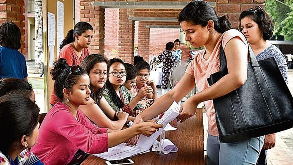 DU admission 2018,DU admissions,Delhi University