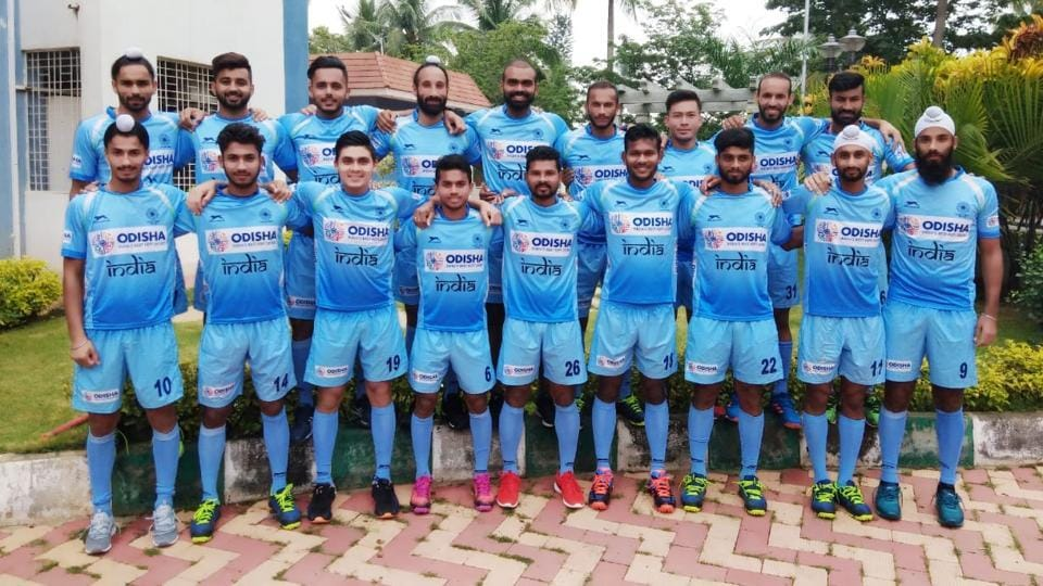 Sardar Singh,India men's national field hockey team,P. R. Sreejesh