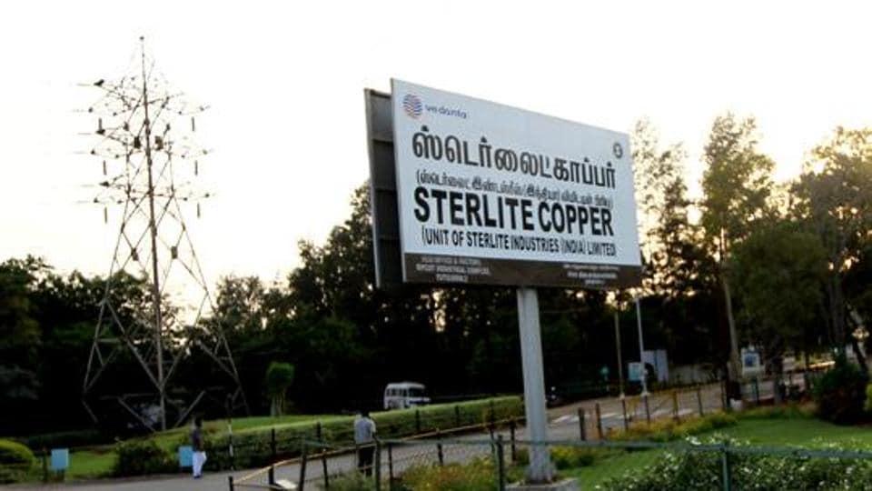 Vedanta's Sterlite Copper unit in Tuticorin.
