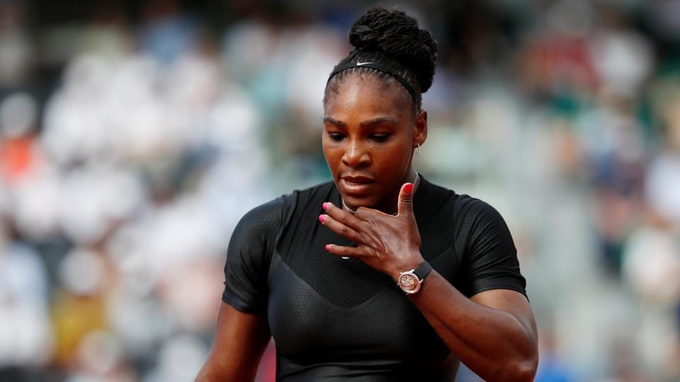 Serena Williams,French Open,Alexis Ohanian