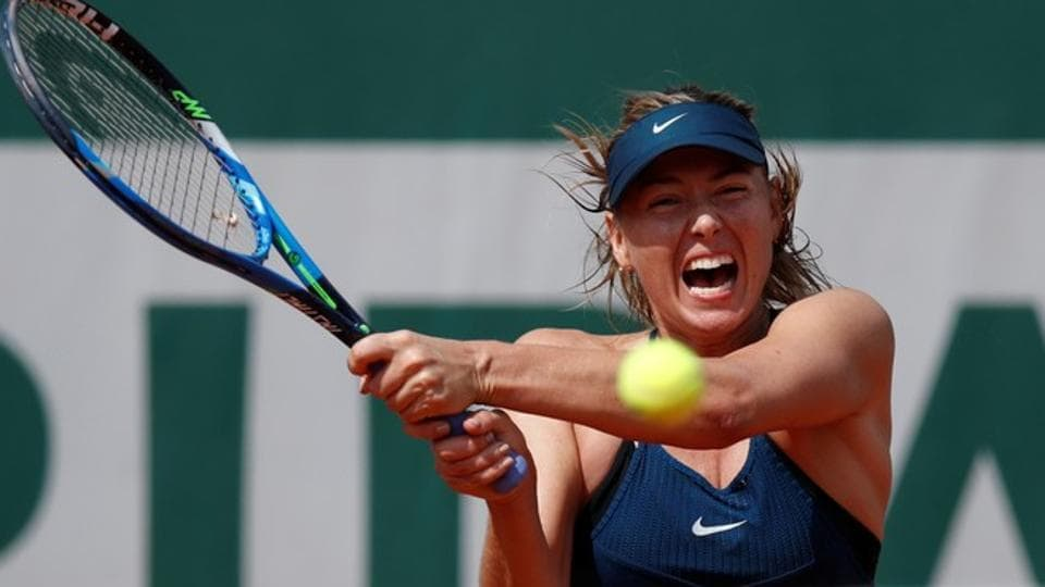 Maria Sharapova will next take on Karolina Pliskova in the next round of French Open.