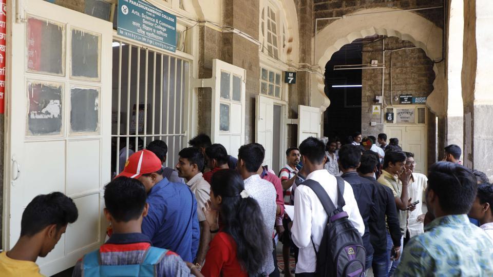 Pune students,fierce competition,cut-offs