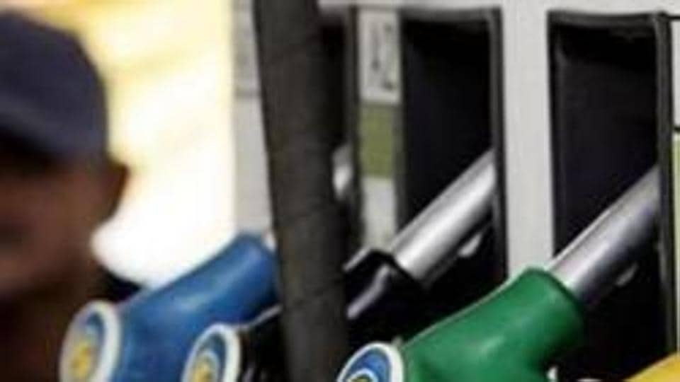 Petrol price was cut by 7 paise a litre and diesel by 5 paise on Thursday - the second reduction in as many days on the back of softening international oil rates.