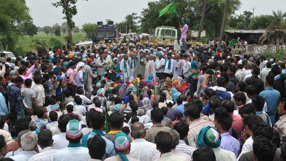 Farmers strike,Madhya Pradesh,MP farmer strike