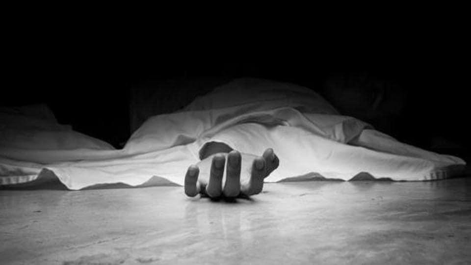 Delhi man,Rotting body,Dead man