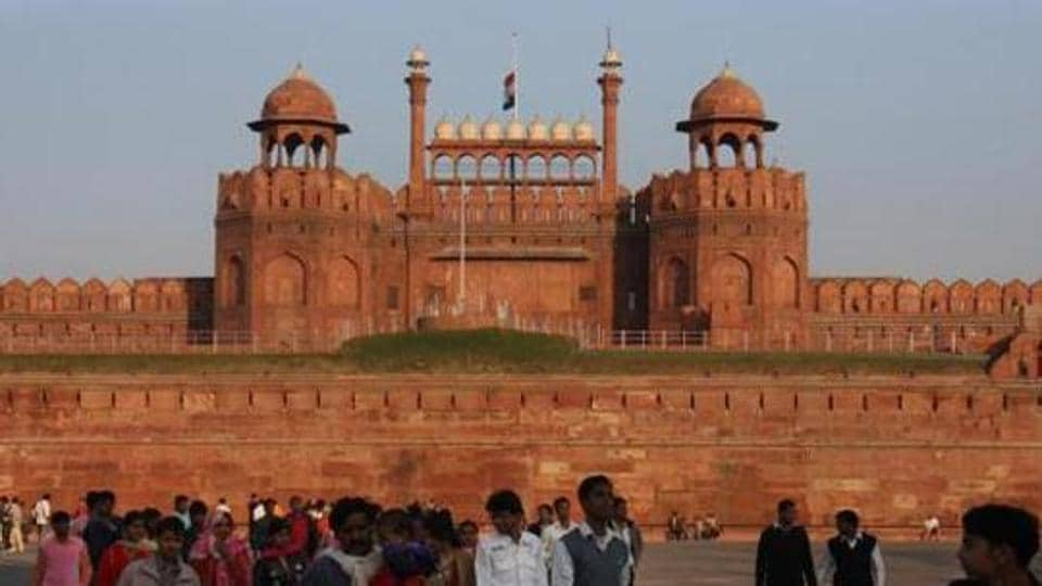 Red Fort,Independence Day,Archaeological Survey of India