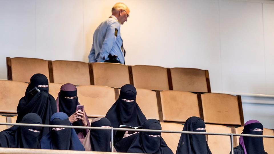 Denmar,Danish Lawmakers,full-face veil
