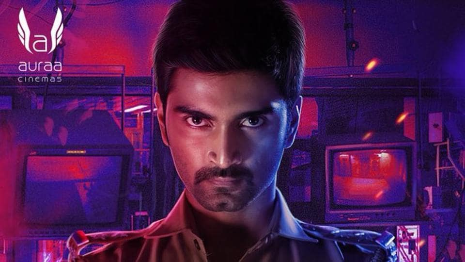 Atharvaa's movie titled 100, ARMurugadoss revealed the first poster.