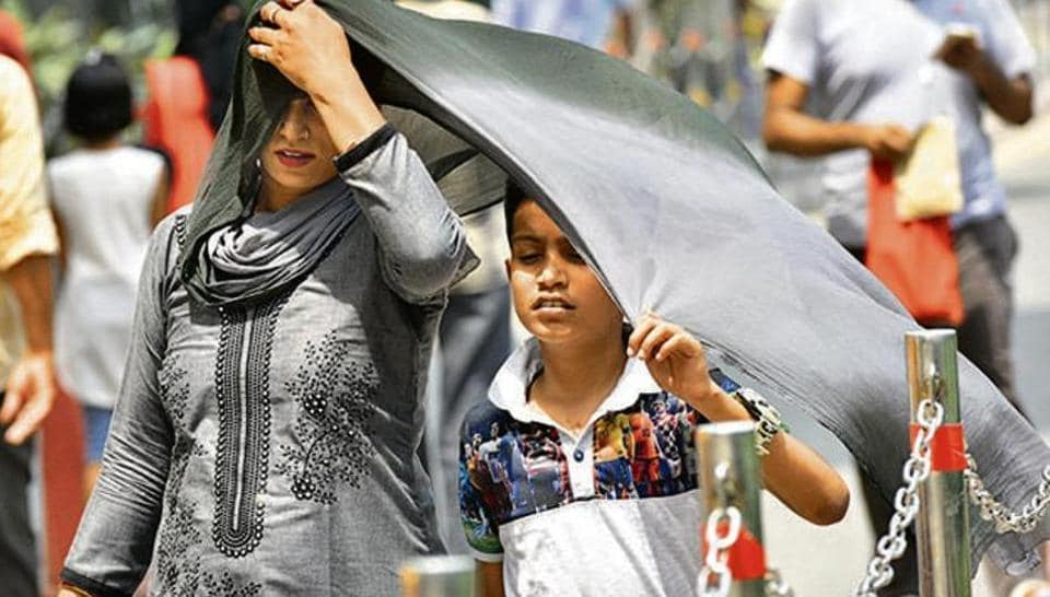 In the March-May period, Delhi usually receives 43 mm of rain . But this year it received only around 30.7 mm.