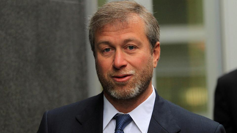 Russian billionaire Roman Abramovich bought Chelsea in 2003.