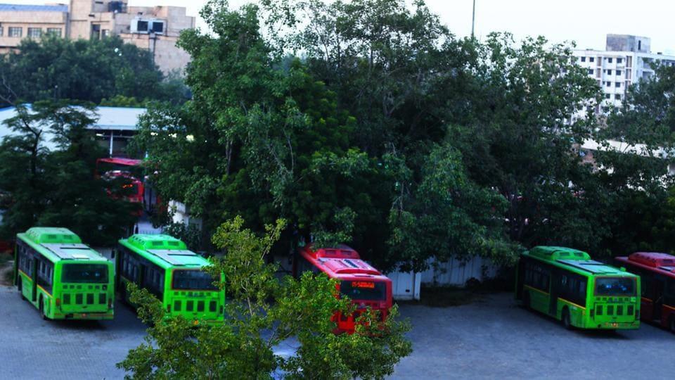 City bus service,GMDA,MCG
