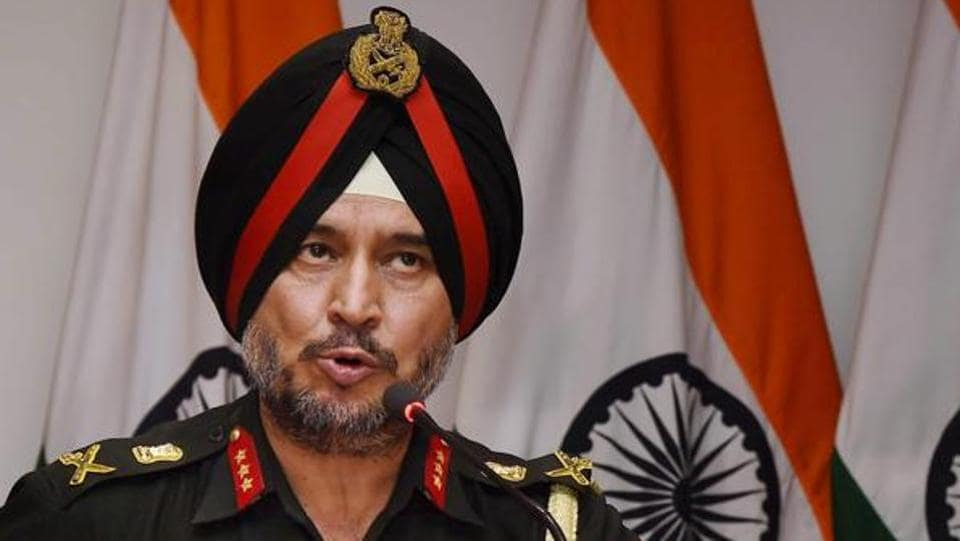 Lt Gen Ranbir Singh,Surgical Strikes,Northern Army Commander