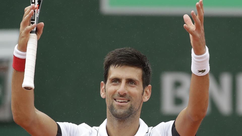 Novak Djokovic,French Open,Roland Garros