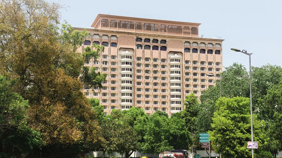 The NDMC had on May 28 announced e-auction of three premium hotels, including Taj Mansingh (pictured), for a licence period of 33 years.