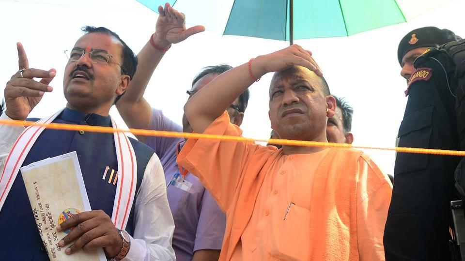 In the March by-elections, the BJP lost Gorakphur, Uttar Pradesh chief minister Yogi Adityanath's  constituency.