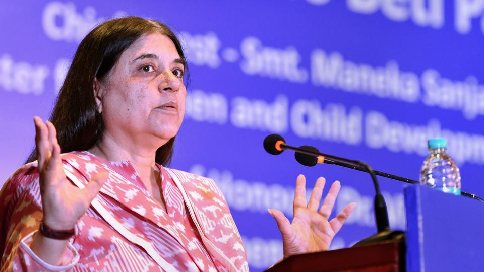 Maneka Gandhi,Rape cases,Forensic analysis rape cases