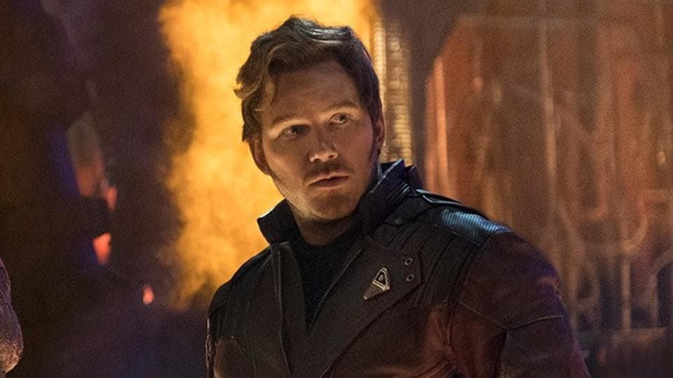 Chris Pratt,Avengers,Infinity War