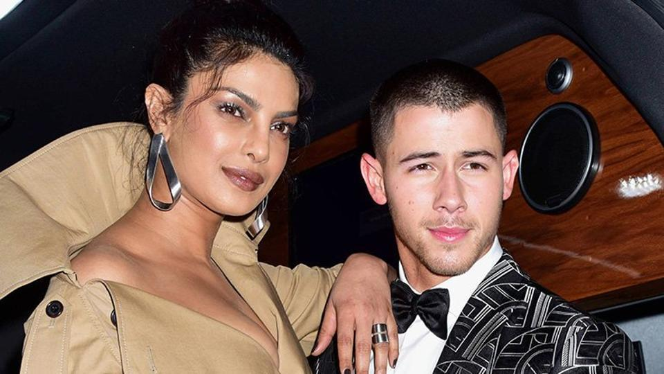 Priyanka and Jonas walked the red carpet together at the 2017 Met Gala, which is when the dating rumours first began.