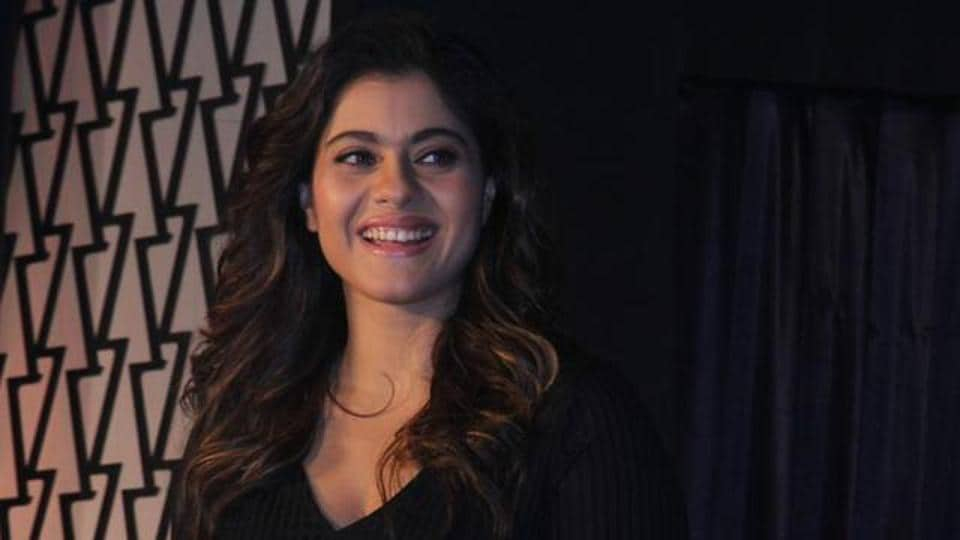 Kajol is known for speaking her mind.