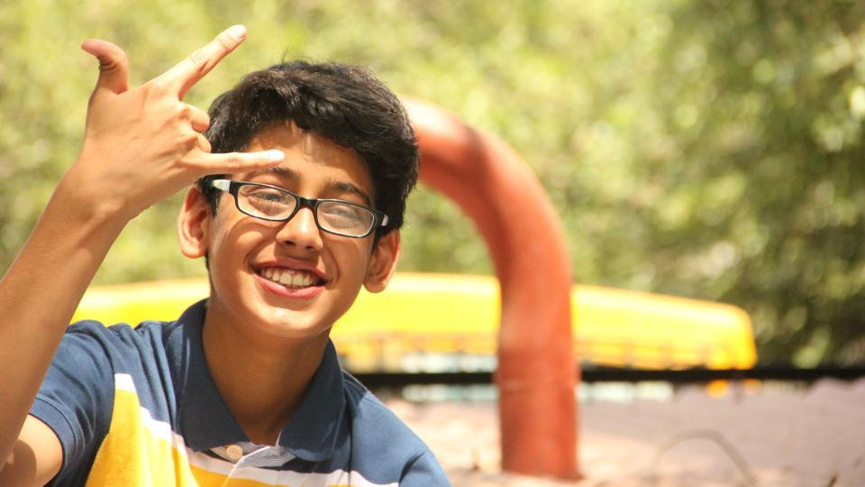 Mrityunjay Pandey underwent a transplant surgery just before he joined class 10. What followed was a string of health issues over the year, but his indomitable spirit helped him to score well in Class 10 boards.