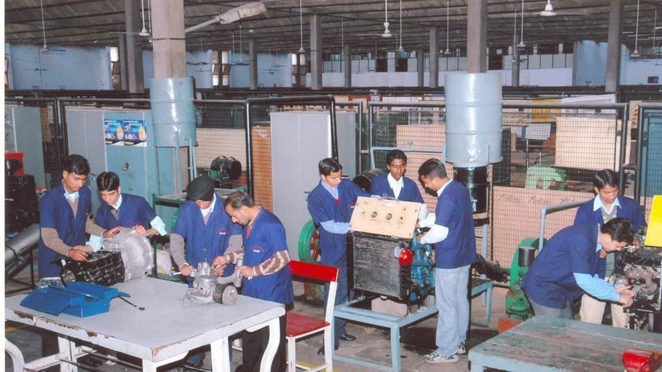 Maharashtra ITI,Industrial Training Institute,Maharashtra vocational courses