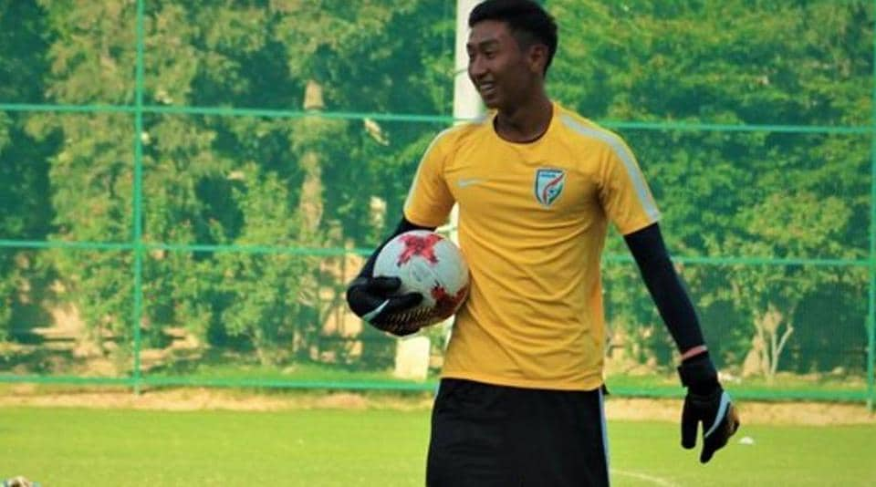 Dheeraj Singh,Kerala Blasters,Indian Super League