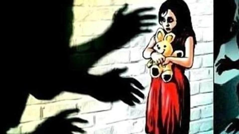 A 24-year-old man abducted the five-year-old daughter of his employer, allegedly raped and strangled her and dumped the body in a container at his house in Faridabad's Palwal district .