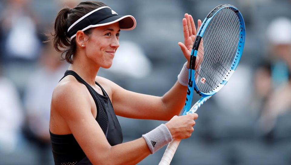 Garbine Muguruza,Samantha Stosur,French Open