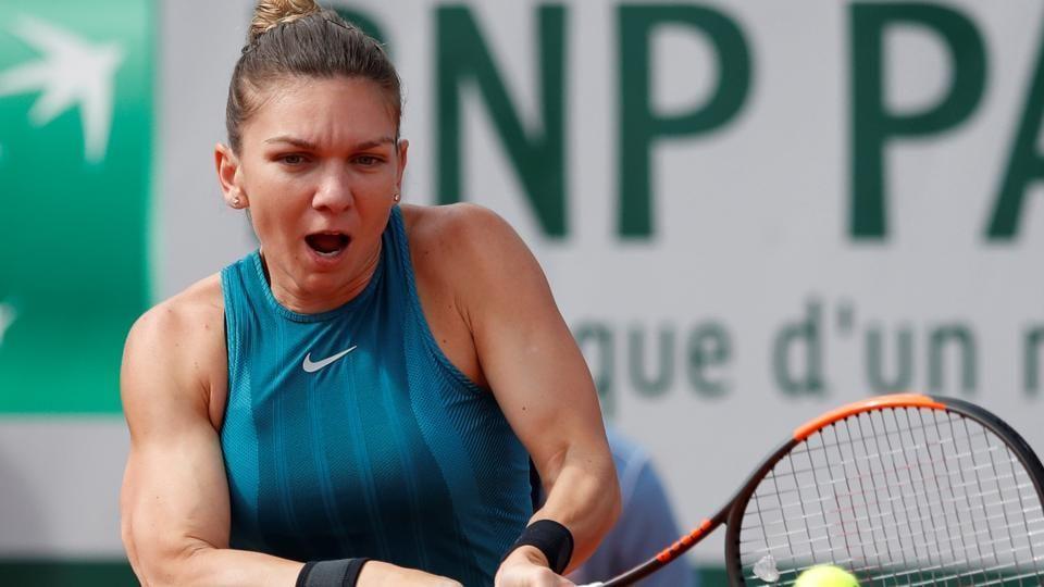 Simona Halep,Andrea Petkovic,French Open