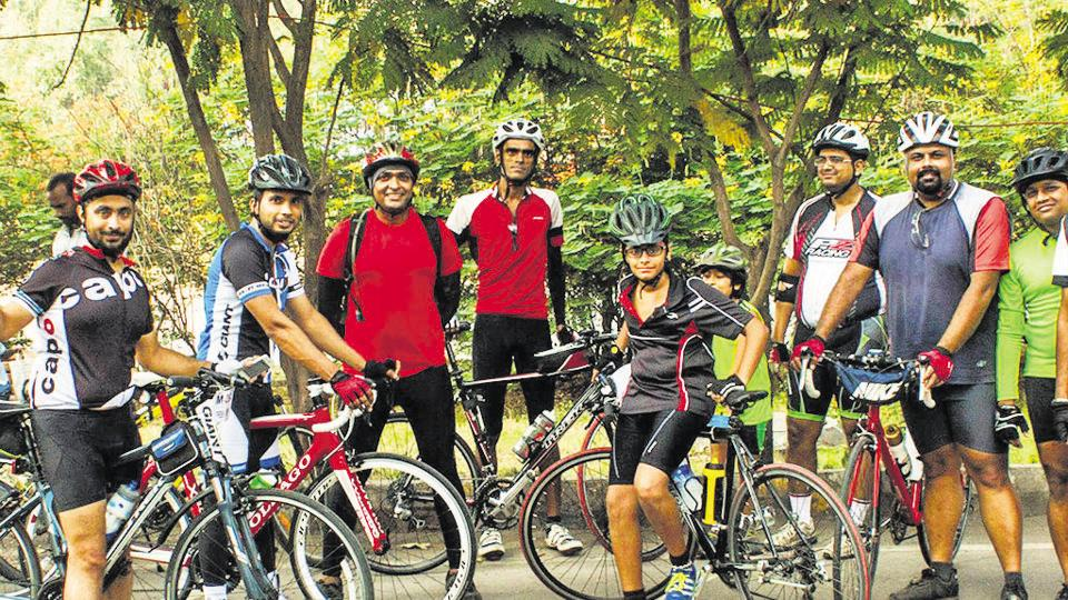 World Bicycle Day,Seawoods,BKC