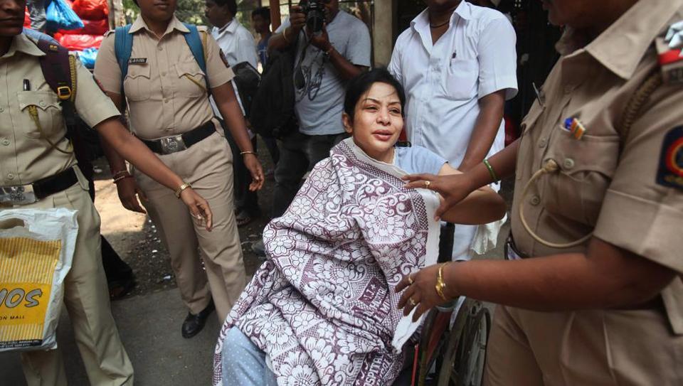 Indrani Mukherjea,Indrani Mukherjea hospitalised,Sheena Bora murder case