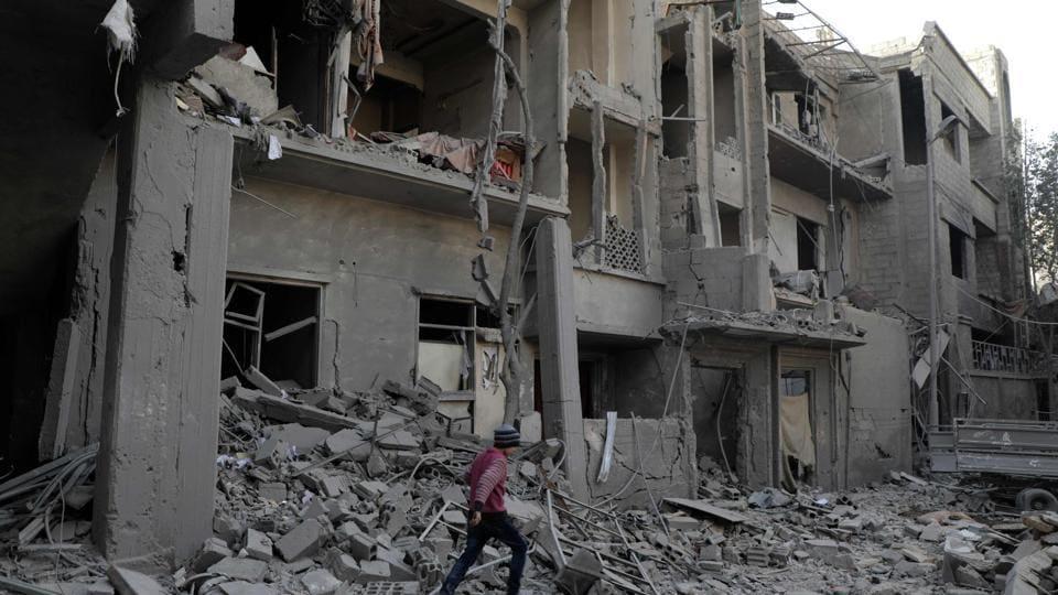 US led coalition air strikes,United States,Air strikes