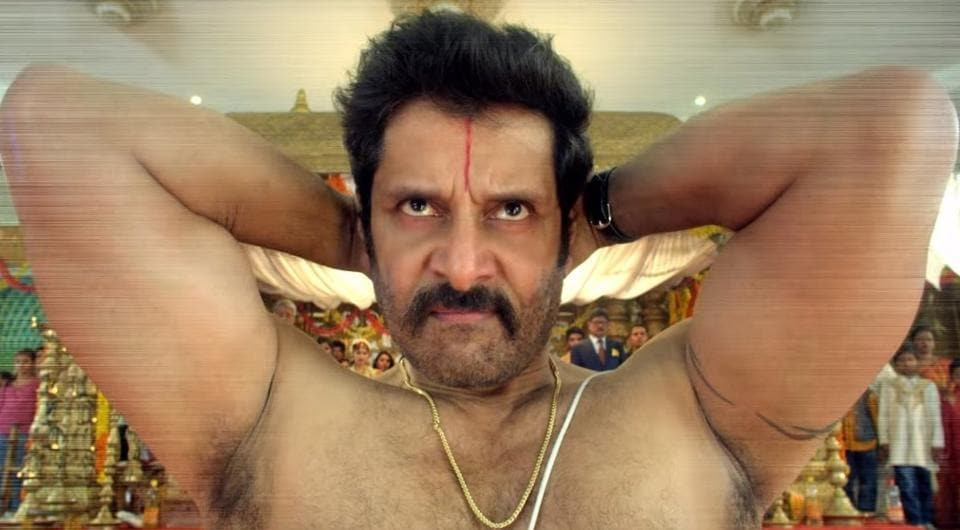 Saamy Square,Saamy Square trailer,Chiyaan Vikram