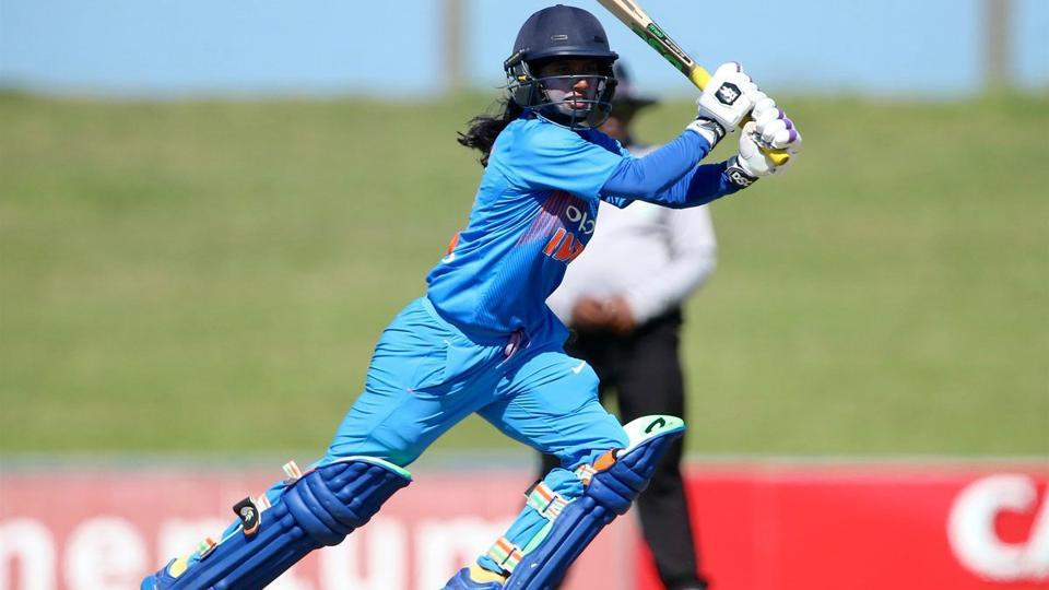 Riding Mithali Raj's unbeaten 69-ball 97, India crushed Malaysia by 142 runs for their first win in the Women's T20 Asia Cup in Kuala Lumpur.