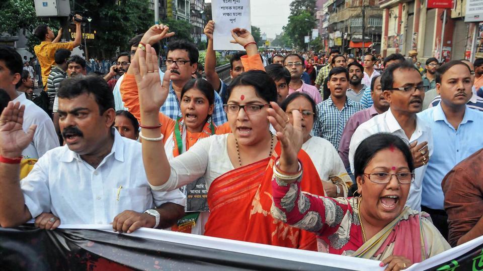 Purulia deaths,West Bengal,Trinamool Congress