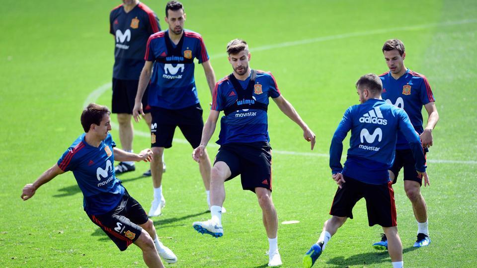 FIFAWorld Cup 2018,Spain team profile,Spain national football team