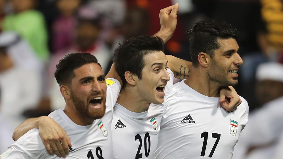 FIFA World Cup 2018,Iran national football team,Carlos Queiroz