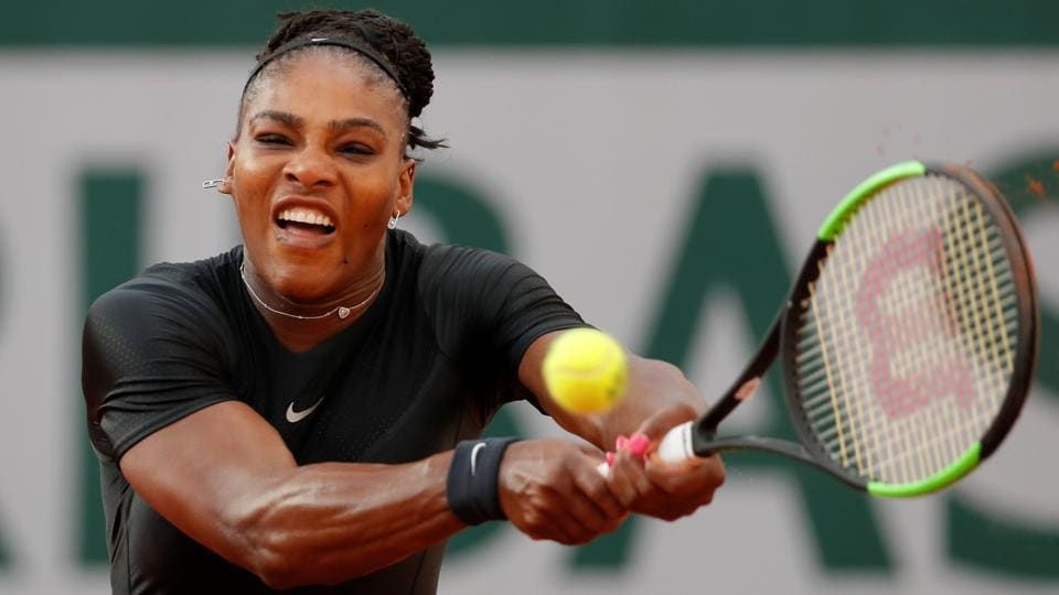 French Open,Serena Williams,Maria Sharapova