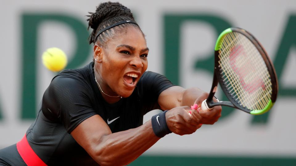 Serena Williams,French Open,Maria Sharapova