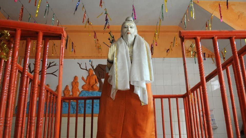 Gurugram,Dronacharya,Dronacharya temple