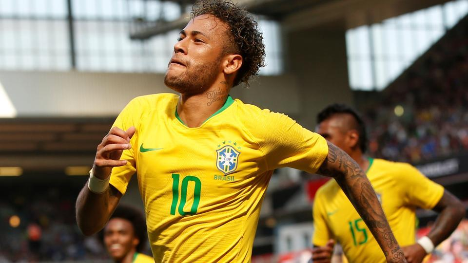 Brazil beat Croatia in FIFA World Cup 2018 warm-up as ...