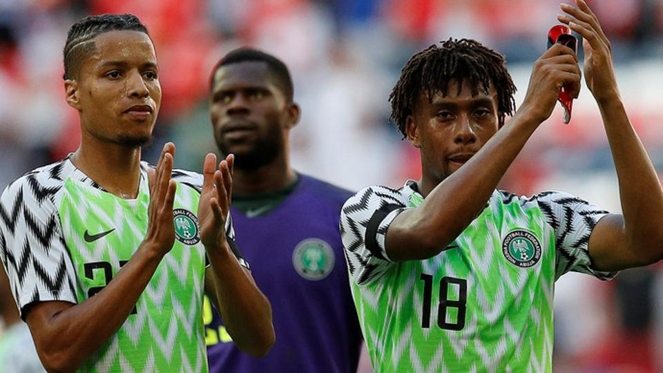 Image result for nigeria football team 2018